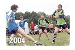 naTo Fußball Cup 2004